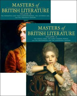 Masters of British Literature, Volumes A & B package