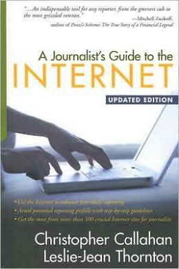Journalist's Guide to the Internet