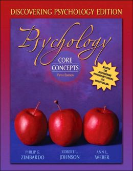 Psychology: Discovering Psychology Edition: Core Concepts [With Student Access Code]