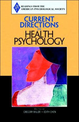 Current Directions in Health Psychology