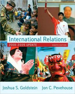 International Relations 2008-2009 Update