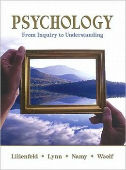 Psychology: From Inquiry to Understanding Value Package (Includes Mypsychlab Coursecompass with E-Book Student Access )