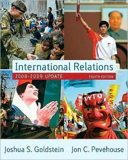International Relations, 2008-2009 Update Value Package (Includes Mypoliscikit Student Access for International Relations and Comparative Politics)