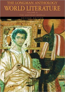 Longman Anthology of World Literature, Volume A: The Ancient World Value Pack (includes Longman Anthology of World Literature, Volume B: The Medieval Era & Longman Anthology of World Literature, Volume C: The Early Modern Period)
