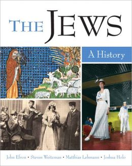 The Jews: A History- (Value Pack w/MySearchLab)