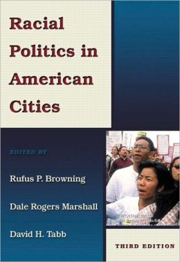 Racial Politics In American Cities- (Value Pack w/MySearchLab)