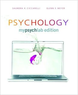 Psychology MyPsychLab Edition, Hardbound (with MyPsychLab Pegasus with E-Book Student Access Code Card)