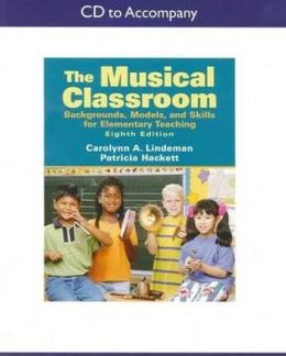 Musical Classroom - CD to Accompany (Software)