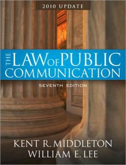 Law of Public Communication-Annual Update 2010