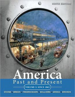 America Past and Present, Volume 2