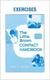 Exercise Book for The Little, Brown Compact Handbook for Little, Brown Compact Handbook