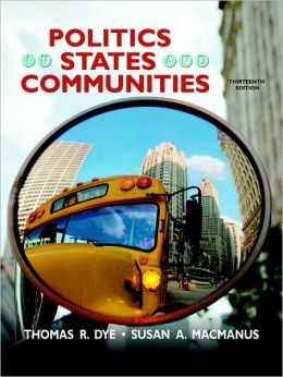 Politics in States and Communities [With Access Code]