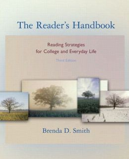 The Reader's Handbook: Reading Strategies for College and Everyday Life (MyReadingLab Student Access Code Card)