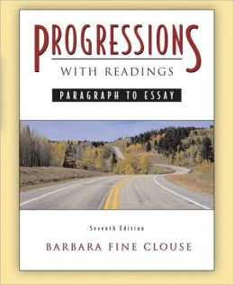 Progressions, with Readings (with MyWritingLab Student Access Code Card)