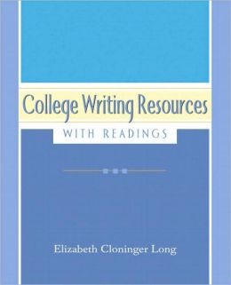 College Writing Resources with Readings (with MyWritingLab Student Access Code Card)