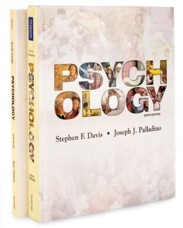 Psychology - With Study Guide