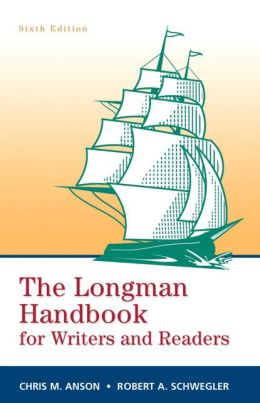 the longman handbook for writers