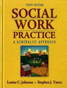 Social Work Practice: A Generalist Approach