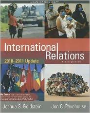 International Relations: 2010-2011 Update