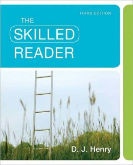 Skilled Reader The (3rd Edition)