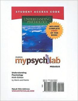 Understanding Psychology Student Access Code