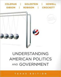 Understanding American Politics and Government 2010