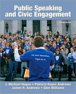 Public Speaking and Civic Engagement (with MySpeechKit)