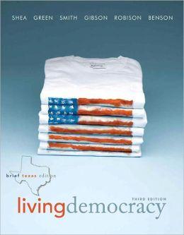 Living Democracy, Brief Texas Edition