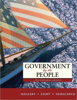 Government by the People, 2011 National Edition