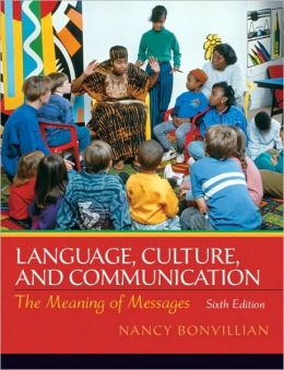 Language, Culture and Communication