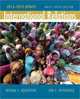 International Relations, Brief Edition, 2012-2013 Update Plus MyPoliSciLab with eText
