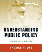 Understanding Public Policy Plus MySearchLab with eText