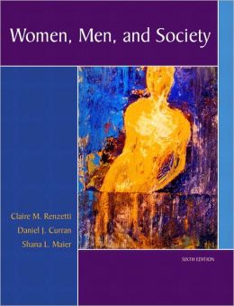 Women, Men, and Society Plus MySearchLab with eText