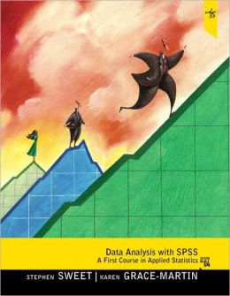 Data Analysis with SPSS: A First Course in Applied Statistics Plus MySearchLab with eText
