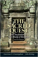 The Sacred Quest: An invitation to the Study of Religion Plus MySearchLab with Pearson eText