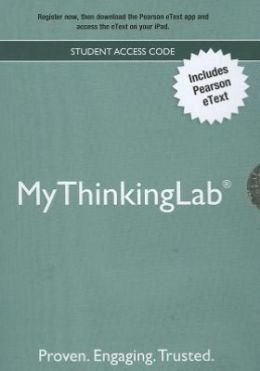 NEW MyThinkingLab -- ValuePack Access Card