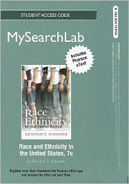 MySearchLab with Pearson eText -- Standalone Access Card -- for Race and Ethnicity in the United States