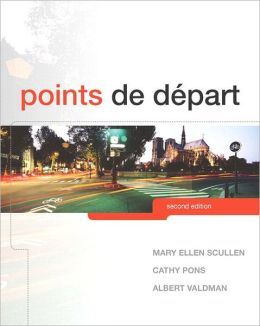 Points de depart Plus MyFrenchLab with Pearson eText 24MO