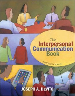 Interpersonal Communication Book, The Plus NEW MyCommunicationLab with eText