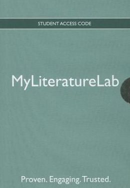 NEW MyLiteratureLab -- Valuepack Access Card