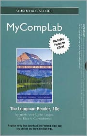 NEW MyCompLab with Pearson eText -- Standalone Access Card -- for The Longman Reader