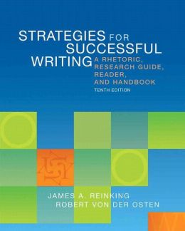 NEW MyWritingLab with Pearson eText -- Standalone Access Card -- for Strategies for Successful Writing: A Rhetoric, Research Guide, Reader, and Handbook
