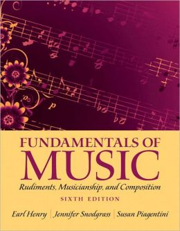 Fundamentals of Music: Rudiments, Musicianship, and Composition Plus MySearchLab with eText -- Access Card Package