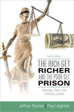 Rich Get Richer and the Poor Get Prison, The Plus MySearchLab with eText -- Access Card Package