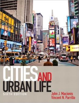 Cities and Urban Life Plus MySearchLab with eText