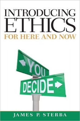 Introducing Ethics: For Here and Now Plus MySearchLab with eText