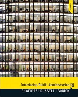 Introducing Public Administration Plus MySearchLab with eText