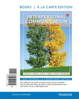 Interpersonal Communication, Books a la Carte Edition
