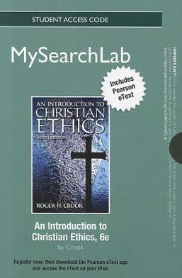MySearchLab with Pearson eText -- Standalone Access Card -- for Introduction to Christian Ethics