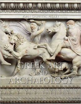 Greek Art and Archaelolgy Plus MySearchLab